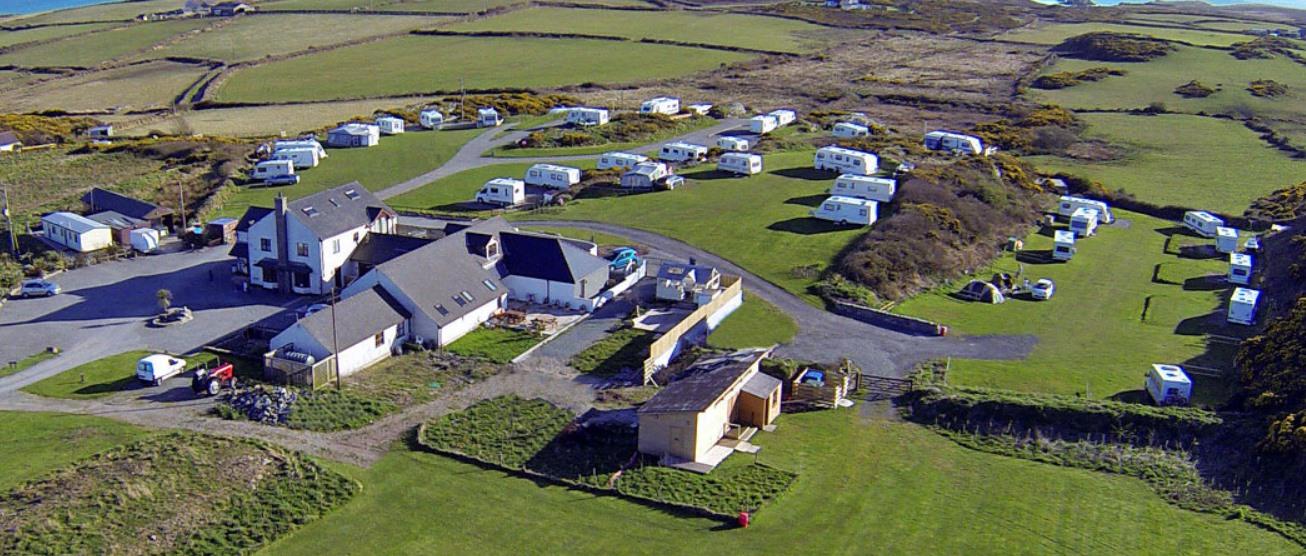 Blackthorn Farm Caravan Park Penrhos Feilw Trearddur Bay Anglesey