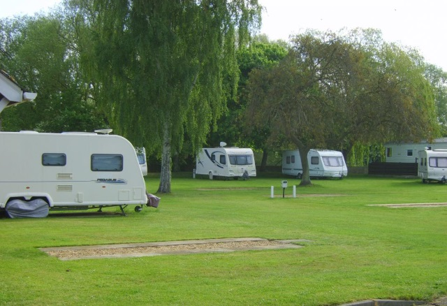 Perfect Caravan Camping Sites In Cambridgeshire And Huntingdonshire