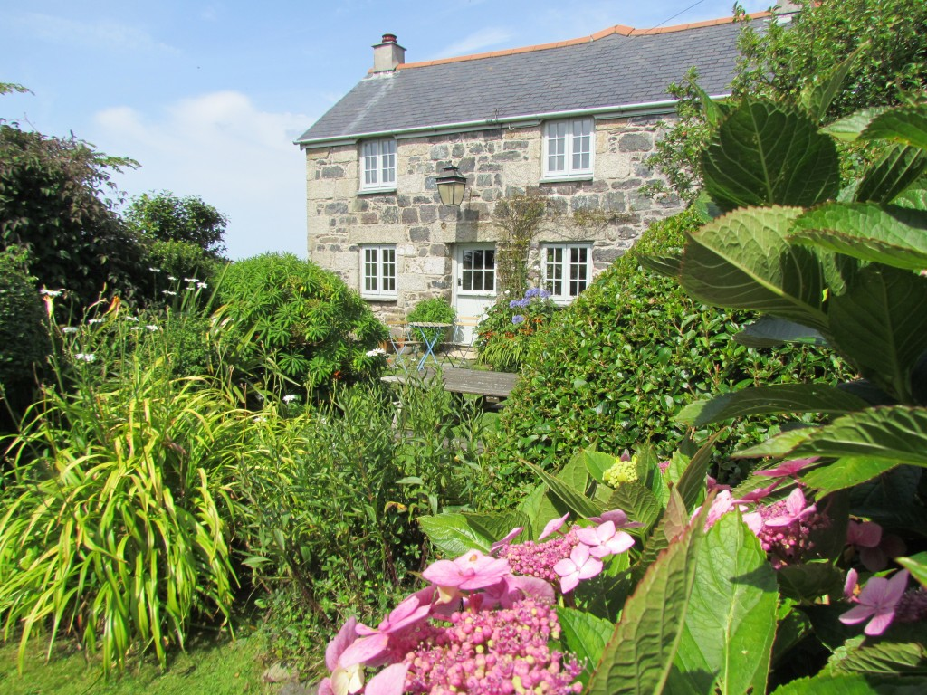 guests is appointed holiday for with listed detached cottages a superbly accommodation ii farmhouse cornwall england grade in trencreek