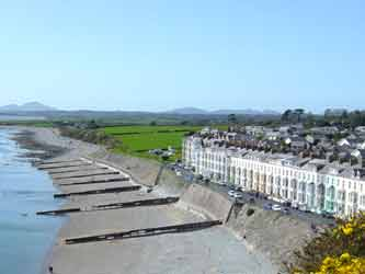 Around about britain hotels b bs self catering for 6 marine terrace